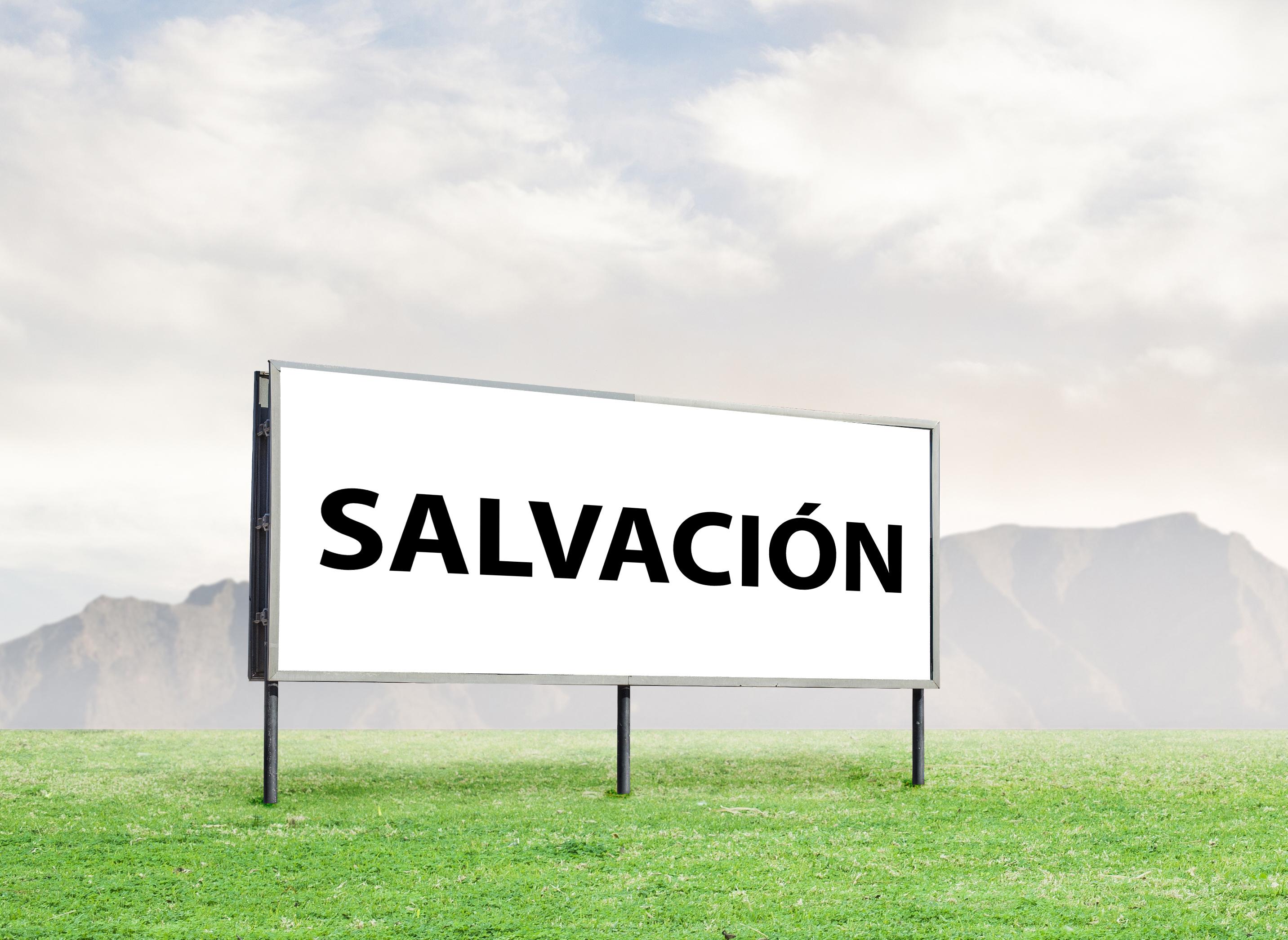 La idea teológica de la salvación en el cristianismo