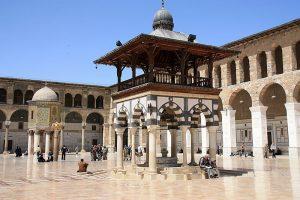Mezquita omeyas Yahia