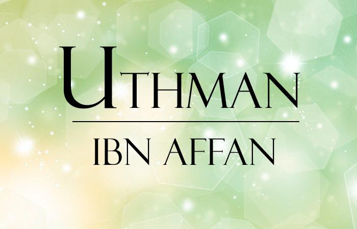 Uzmán ibn Affan