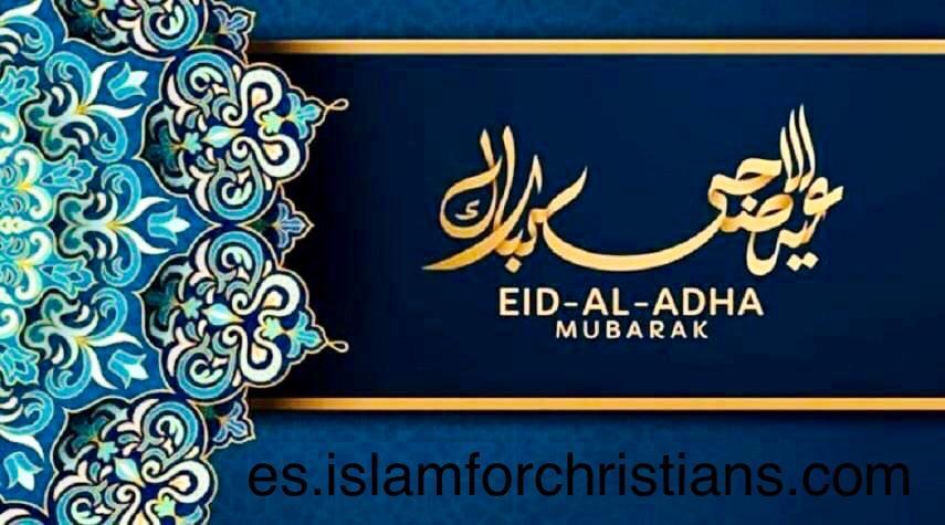 Eid Mubarak adha