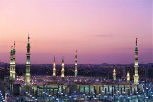 mosque prophet