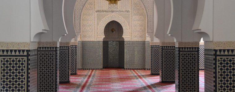 ¿Qué es una mezquita?