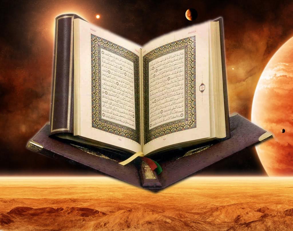 Reflexionar acerca del significado del Corán