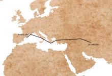 recorrido islam