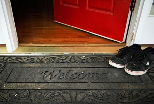 zapatos casa