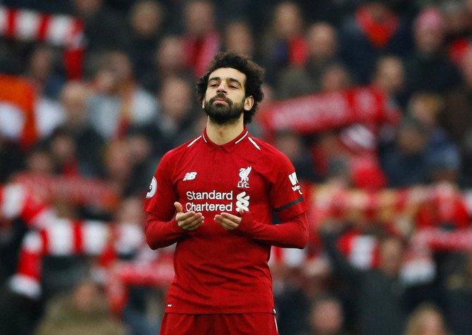 Mohamed Salah jugador